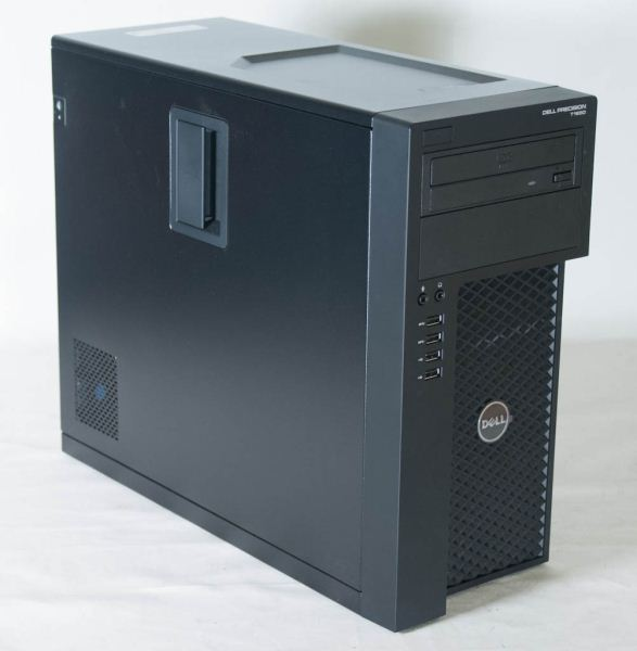 Dell Precision T1650 Gaming 2