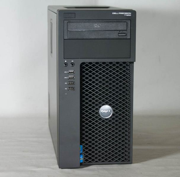 Dell Precision T1650 Gaming 1