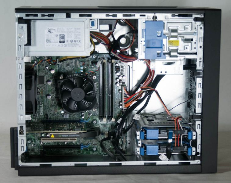 Dell Precision T1650 Gaming 4