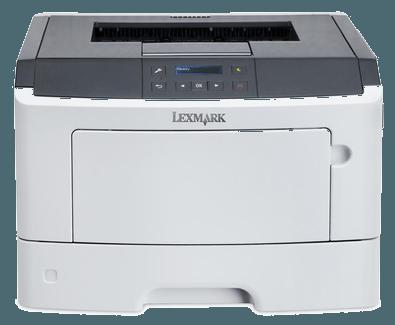 Принтер Mono Laser Lexmark MS317dn 1