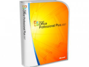 OFFICE 2007 PROFESSIONAL PLUS
