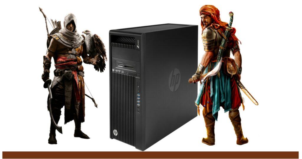 HP Z440 Gaming