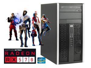 HP Compaq 8200 Elite Gaming