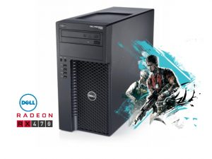 Dell Precision T1650 gaming