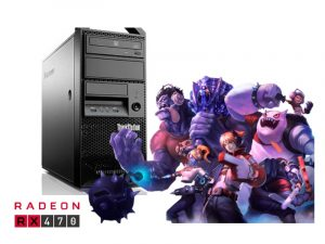 Lenovo ThinkStation E32 Gaming