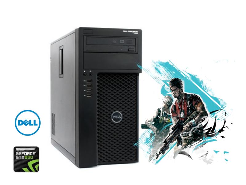 Dell Precision T1650 Gaming