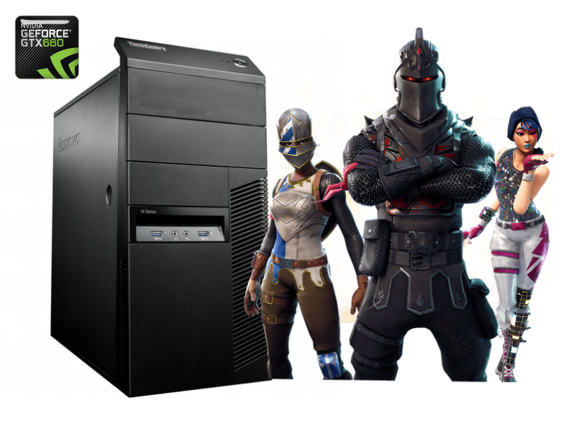 Lenovo ThinkCentre M83 gaming