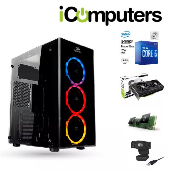 Компютър Redragon Thundercracker Gaming Pro
